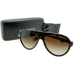 VE4321-108-13-58 Men's Tortoise Frame Sunglasses